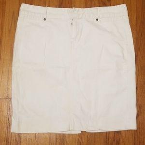 Gap Womens Denim Skirt
